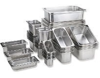 Stainless steel GN container