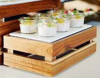 Superbox, multifunctional buffet