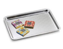 Stainless steel dishes and trays