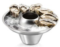 Seafood, oysters, shellfish and crustaceans