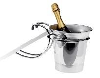 Buckets and bucket holders
