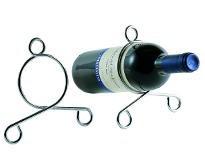 Wire bottle holder
