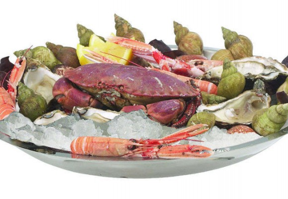 How to prepare a seafood platter